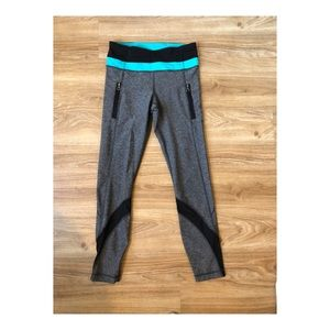 Lululemon 7/8 length pant